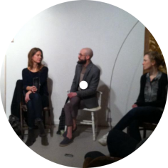 Monica Amor, Rebekah Callaghan and Rubens Ghenov conduct an in depth discussion about our most recent exhibition, QUALIA. Orfifices, three-point bi-stability, subjectivity, ghosts, architecture, intermediate cats, the nature of all things, everything plus the kitchen sink is addressed!